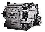 熱間鍛造機